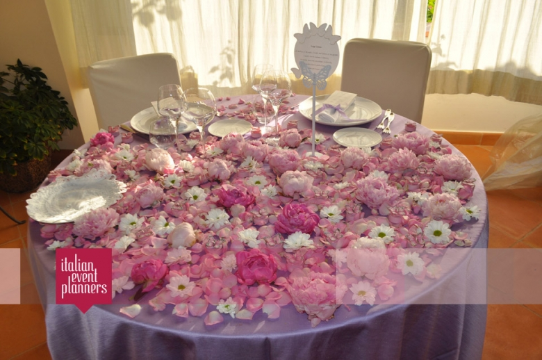 Floral Design Decorations Italian Event Planners Wedding In